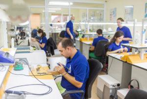 Echipa laboratorului de tehnica dentara Tonylab din Cluj-Napoca